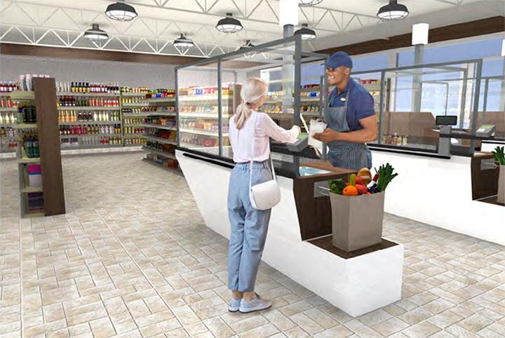 Custom Retail Hgyiene Solutions